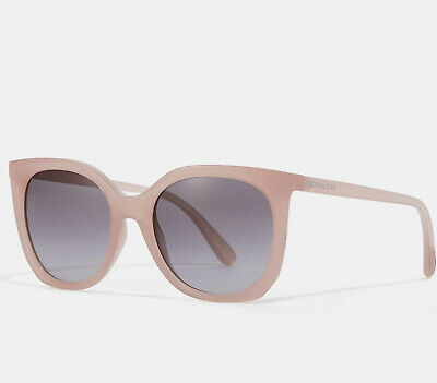 NEW Coach Sunglasses Alexa Square Milky Pink Blush L1086 HC8267 511311+ (Blush Sunglasses)
