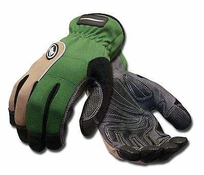 Ansell 97972m Projex Landscaper Work Gloves Medium