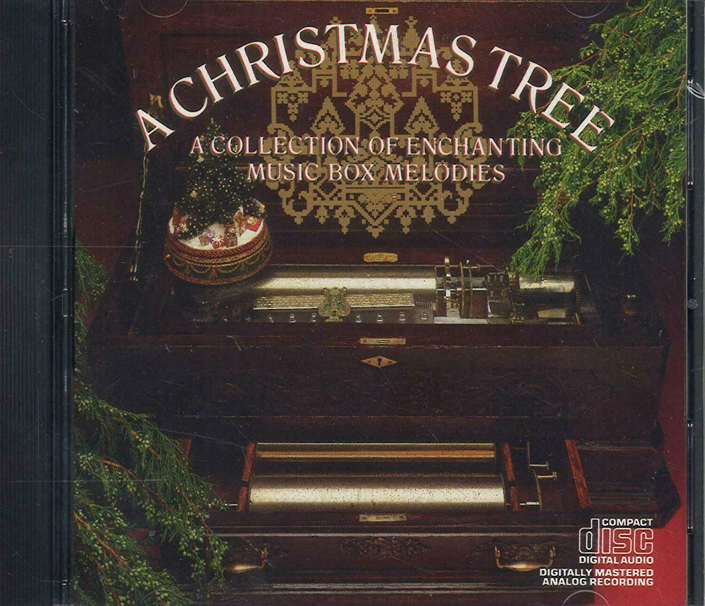 CD - A Christmas Tree - Rita Ford Music Boxes CBS Columbia 40171 - $8.50