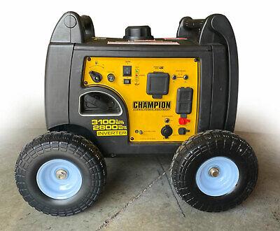 Champion Generator All Terrain Wheel Kit - Fits 2800-3500 Watt
