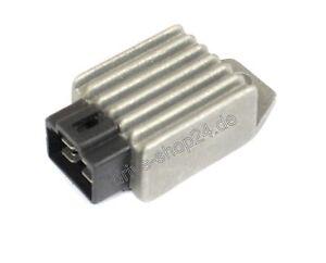 REGLER [] 12V 4-Pin  PEUGEOT Speedfight 1+2 50-100 Gleichrichter Spannungsregler