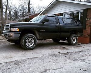 2000 cummins! Trade for a manual truck or a Duramax