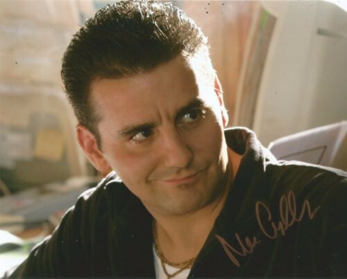Max Casella Signed The Sopranos 10x8 Photo AFTAL