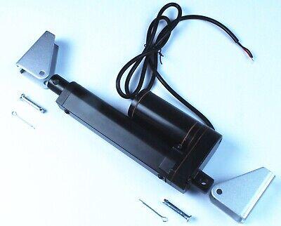 4 Inch Linear Actuator Stroke 1500n 330 Lb Pound Max Lift 12v Volt Dcbraket