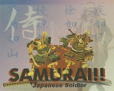 """Wafuu Mouse pad  Pictorial """"Soldiers JAPAN"""""""