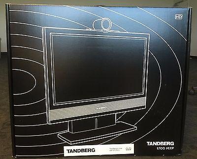 Cisco Tandberg 1700 Mxp Vtc - Brand New Never Opened. Multi-site And Npp