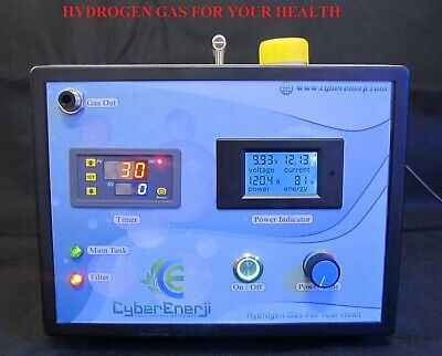 Hydrogen Gas For Your Health Hho Dry Cell Kit Browns Gas1500ml Hho Gas