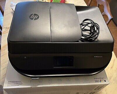 Stampante Multifunzione HP Inkjet 5230 Wifi