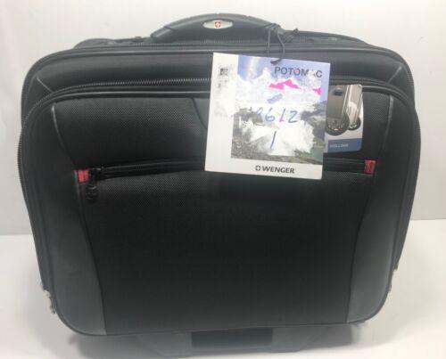 "Swissgear WA- 67966020 Carrying Case for 17"" Notebook - Black"