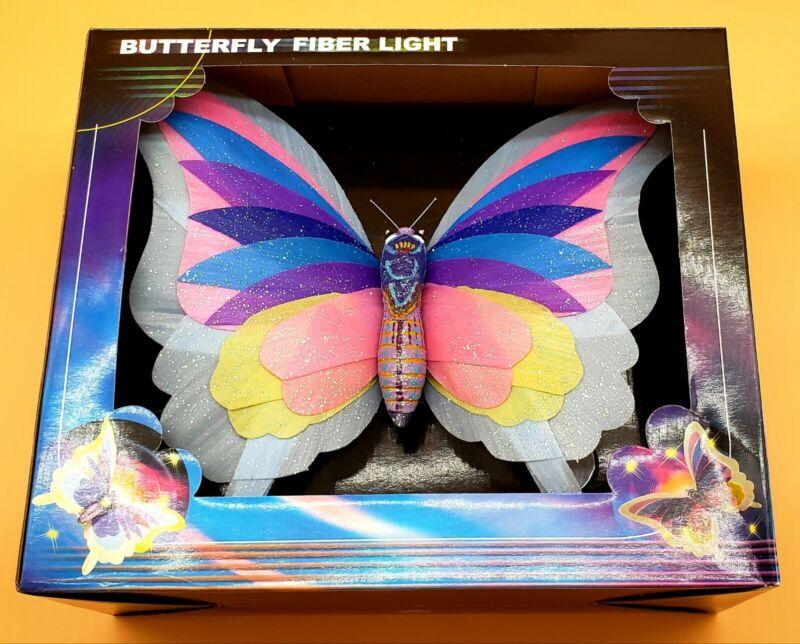 Der Grune Punkt Butterfly Fiber Optic Light NRFB