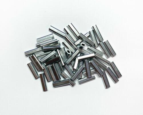 COT Long Aluminum Sleeve Crimps 1.5 mm 100-150 lb - 100pk