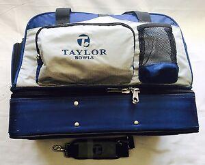 Large Thomas Taylor Pro Lawn Bowls Bag Burnie Burnie Area Preview