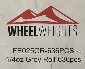 Wheel tire weight $25 roll 205 55r16 215 60r16 225 65r16 kebek