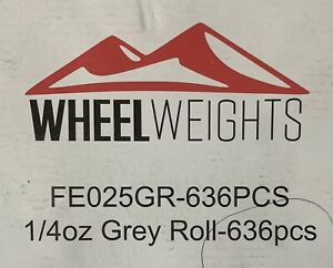 Wheel tire weight $25 roll 205 55r16 215 60r16 225 65r16 kebek