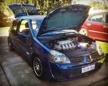 2002 Clio 172 track/road registered #very fast# Redcliffe Belmont Area Preview