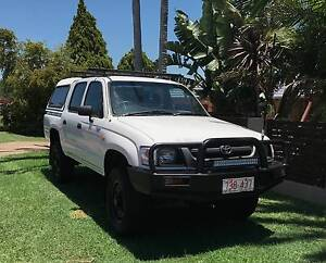 2002 Toyota Hilux Ute Banora Point Tweed Heads Area Preview