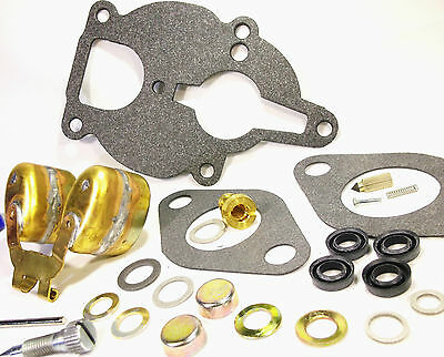 Carburetor Kit Float Fits Wisconsin Tra10d Thd Tjd L63 L63c Lz63c L63j L63a P68