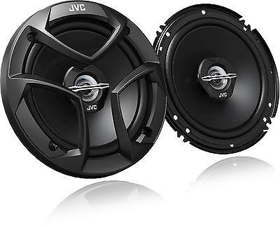 JVC CS-J620 2 Wege Koaxial Lautsprecher Auto  Boxen 16cm 300 Watt mit Gitter