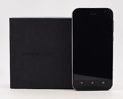 OPEN BOX - Asus Zenfone Zoom ZX551ML Black (Factory Unlocked) 64GB , 4GB RAM