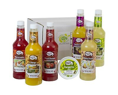 Master Of Mixes Margarita Daiquiri Drink Mixes Variety Ready To Use 1 Lit...