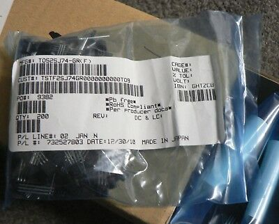 2sj74 Toshiba J-fet Transistors Qty 20 - 2sj74gr - New Unused - Audio Low Noise