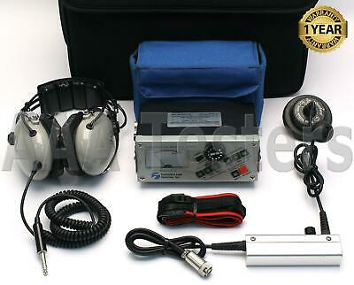 Subsurface Leak Detection Ld-12 Professionals Plus Water Leak Detector Ld12
