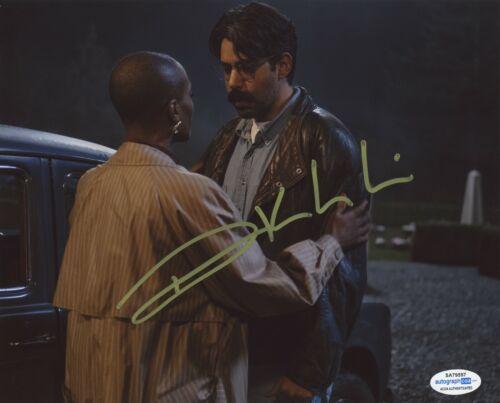 Rahul Kohli Haunting Bly Manor Midnight Mass Autographed Signed 8x10 Photo ACOA