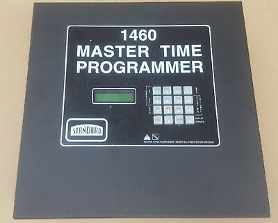 Standardfaraday 1460 Master Time Programmer - 2x Secondary 6x Bellutility New