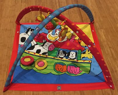 Playmat in excellent condition. Foldable.