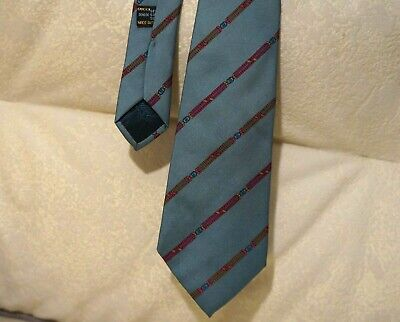 Vintage GUCCI Tie Original Perfect Condition Made in Italy