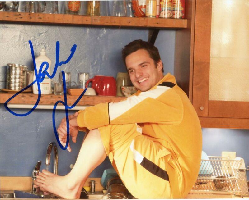 "Jake Johnson ""New Girl"" AUTOGRAPH Signed 'Nick  Miller' 8x10 Photo E"
