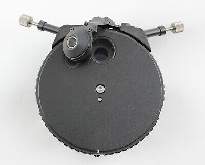 Olympus U-ucdb-2 Universal Nomarski Dic Condenser 10 40 60 Microscope Bx Ax