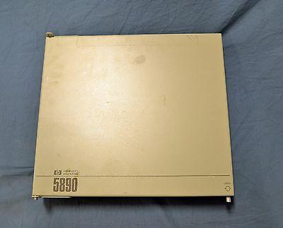 Hpagilent 5890 Series Ii Gas Chromatograph Door