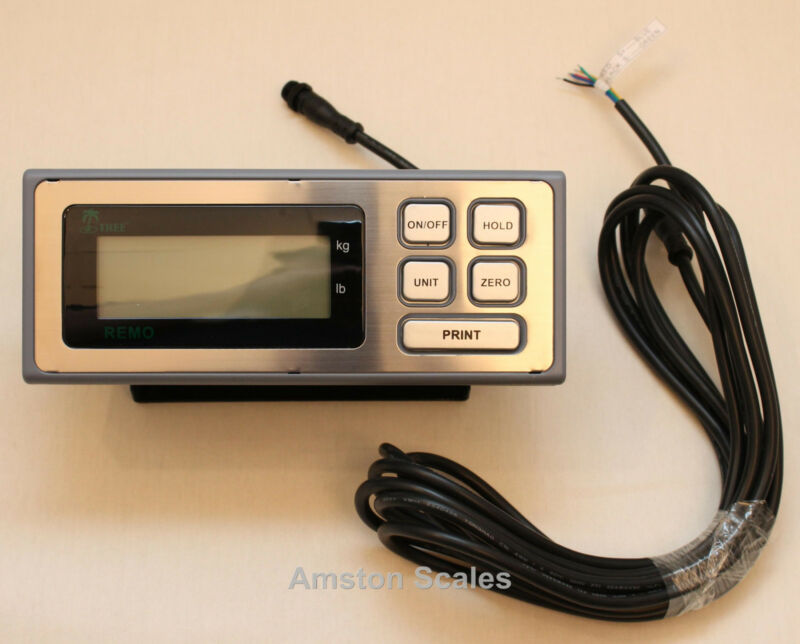 UNIVERSAL SCALE DISPLAY HEAD MONITOR BRAIN COMPUTER SENSOR WEIGHING TRANSDUCER J