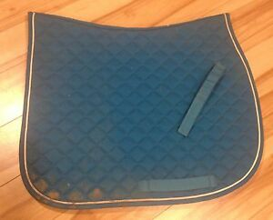 English saddle pads for sale