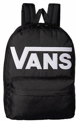 Vans Old Skool III Black White Nylon Shoulder Bag Backpack