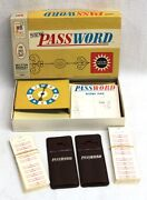 Vintage Board Games Password