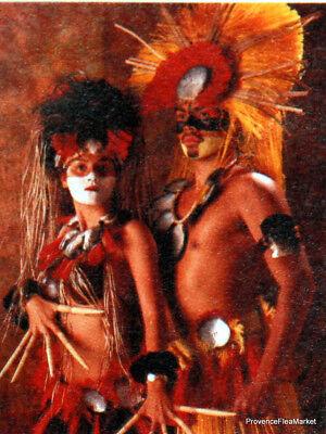 Yt 535 Heiva Kostüm Tanz Tahiti Polynesien Französisch FDC 1° (1 Tag Kostüm)