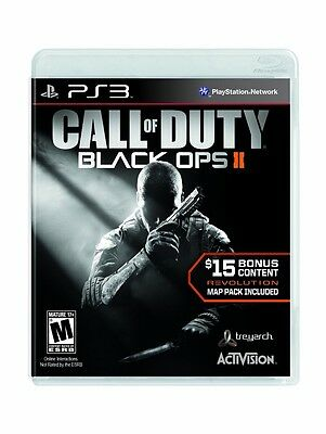 NEW Call of Duty Black Ops II 2 Revolution Map Pack  (Sony Playstation 3) (Cod Black Ops 2 Revolution Map Pack)