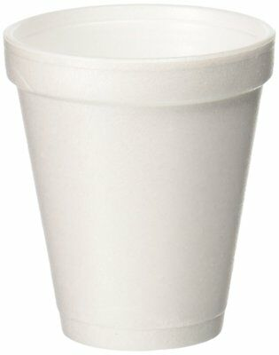 Dart Dcc6j6 Styrofoam Insulated Foam Cups 6 Oz 1000 Pcs Pack Of 40x25