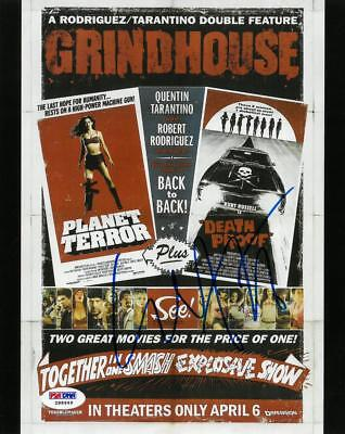 Will Arnett Signed Grindhouse Authentic Autographed 8X10 Photo Psa Dna  Z88949