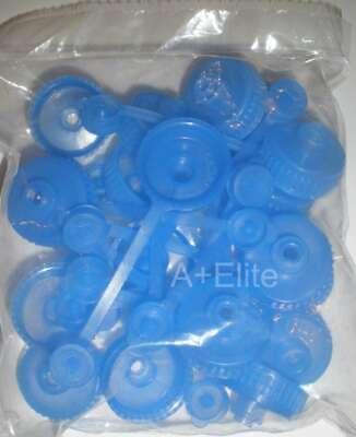 Baxter Baxa Adaptacap Bottle Exactamed Adapter Size E 28mm Short 20pk H9385105