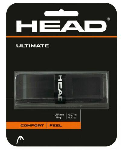 Head Ultimate Tennis Replacement Grip Black
