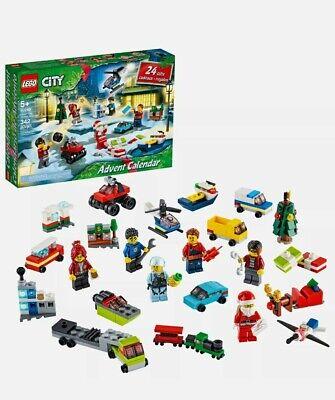 Lego City Advent Calendar 2020 Building Set 60268 NEW 2020