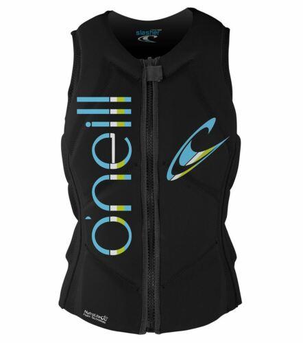 O'Neill Women's Black Slasher Comp Life Vests