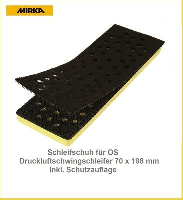 Mirka Plato Lijador Adhesivo Para Druckluftschwingschleifer OS 70x198+