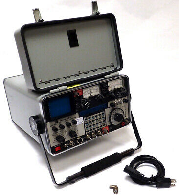 Ifr Fmam-1200s Communications Service Monitor Spectrum Analyzer Tested