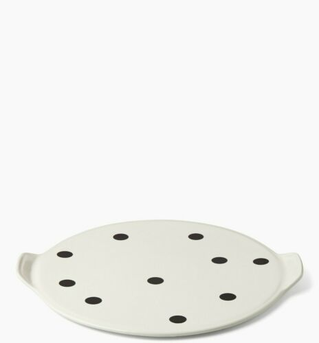 KATE SPADE All in Good Taste ~ Any Way You Slice It Deco Dot