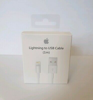Original Apple Lightning Ladekabel für iPhone 5 iPhone 6s iPhone 7 iPhone 8 iPad