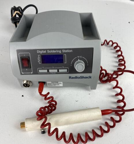 Baitaihem Solder Handle for Radio Shack 64-053 Soldering Station Iron Pencil 60W